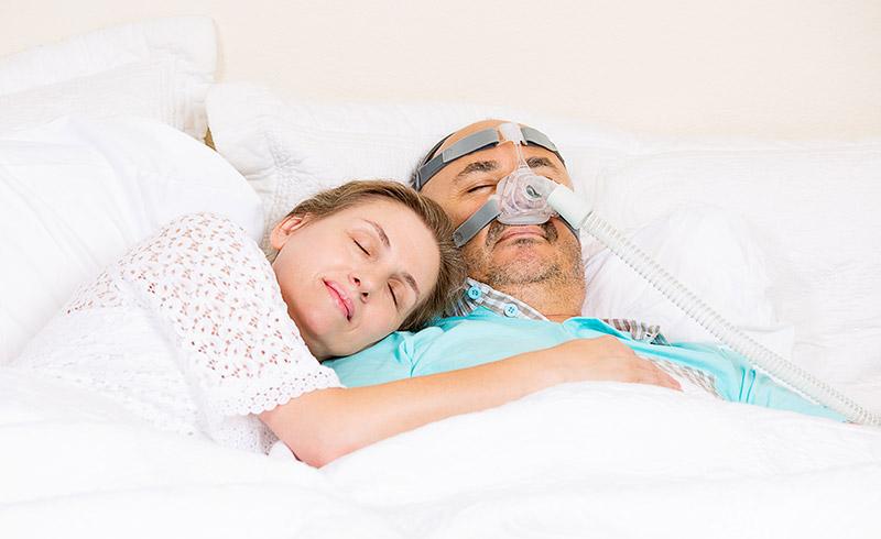 La experiencia cotidiana con el CPAP