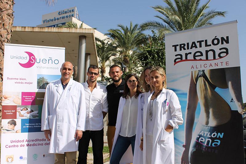 Triatlón Arena Alicante