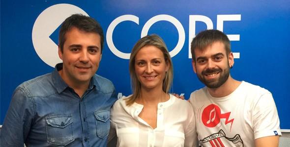 Entrevista a la Dra. Paula Giménez en La Mañana en Alicante (COPE Alicante)