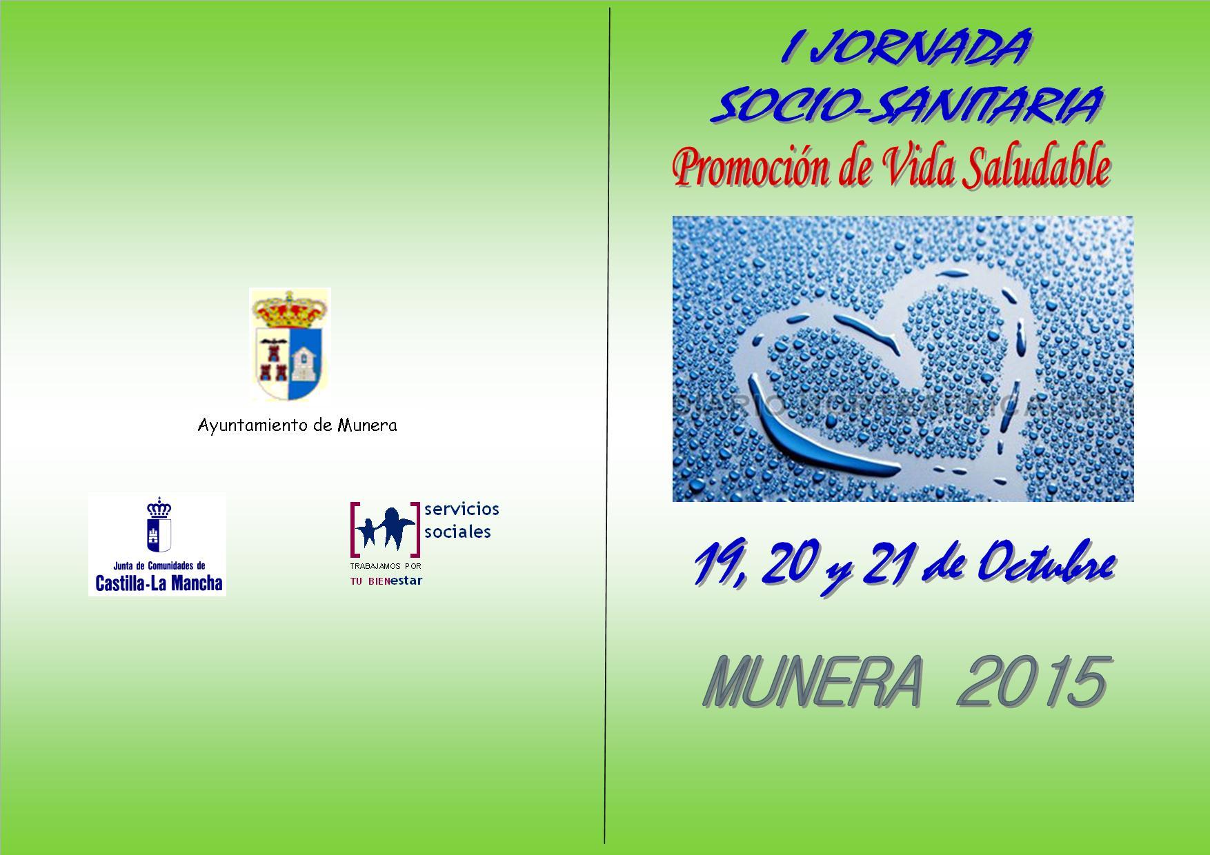 I JORNADAS SOCIO-SANITARIAS 2